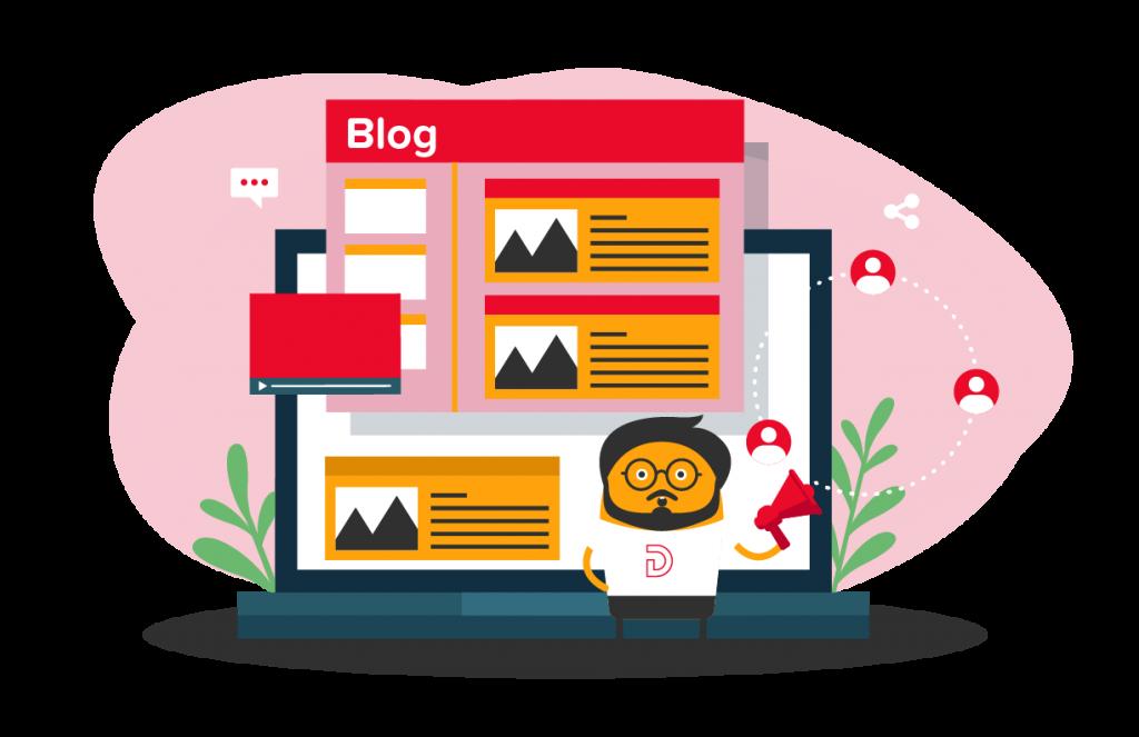 5 razones para crear blog corporativo