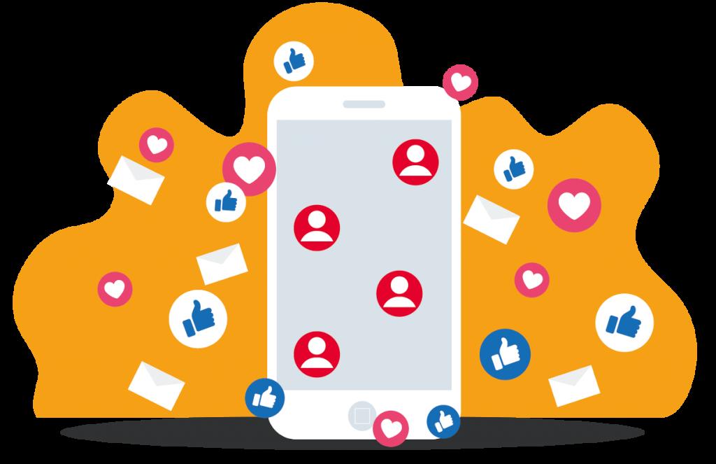 etapa de interaccion con nuestros clientes potenciales