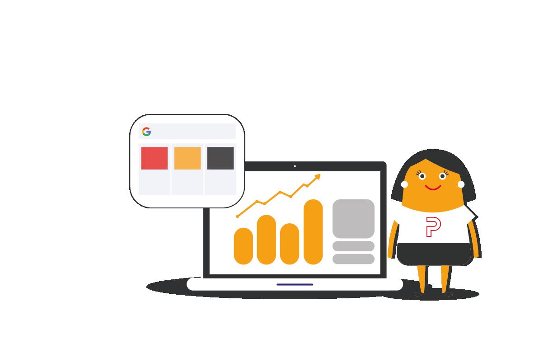 Agencia de marketing digital con servicios en Publicidad en Google
