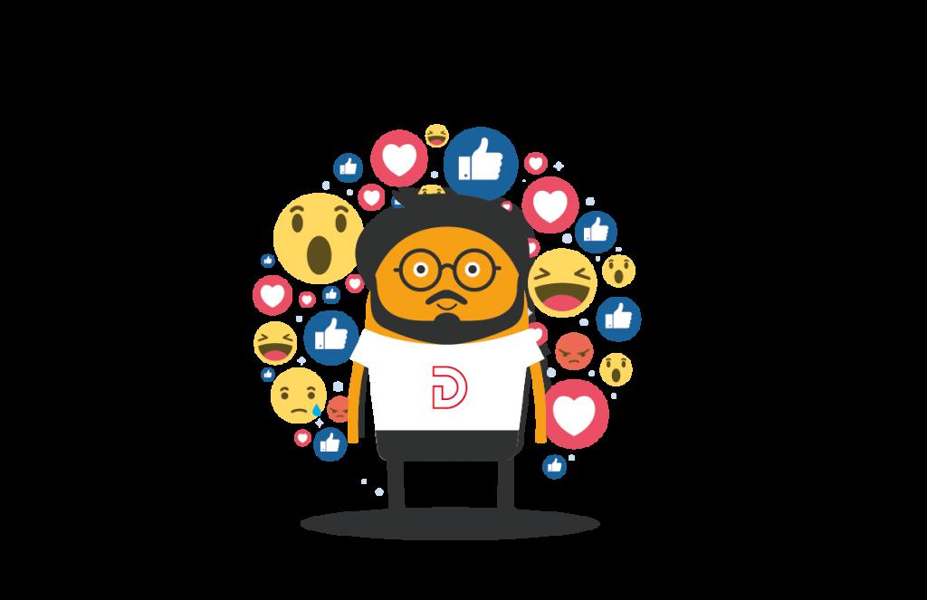 Agencia de marketing digital con servicios en generar publicidad en redes sociales