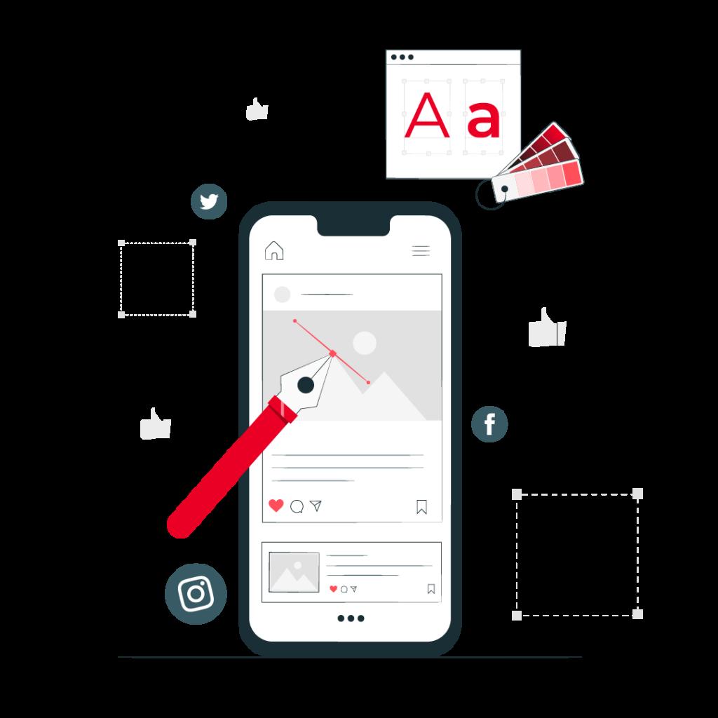 Servicios de diseño gráfico y publicidad